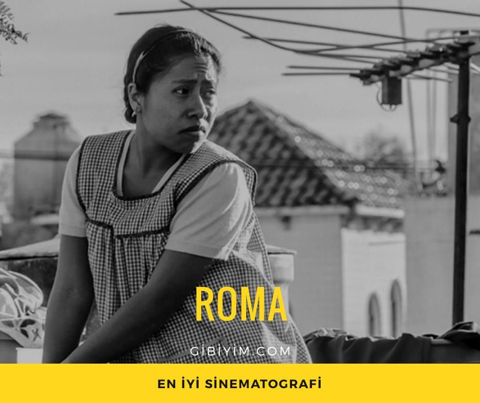 """Roma,"" Alfonso Cuarón"