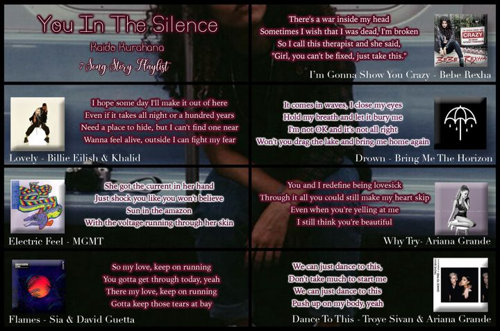 You In The Silence (A Static/Virgil Hawkins Fanfiction