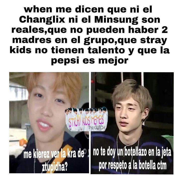 K Pop Memes Memes De Stray Kids Wattpad