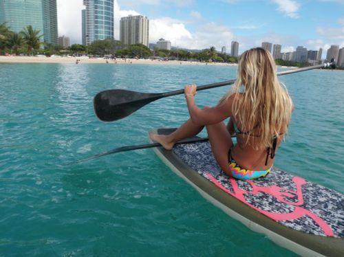 @marleymckinnon we went paddle boarding today