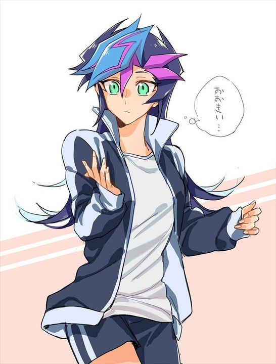 yugioh vrains x male reader  episode 1 into the