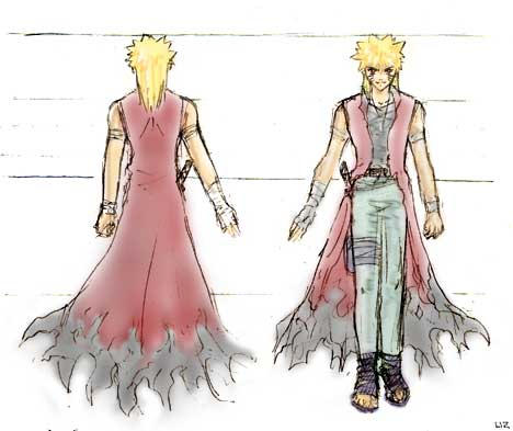 Son of the Sannin - Chapter 6: Gifts Revealed and A Duo ... Naruto X Fem Kyuubi Fanfiction Wattpad