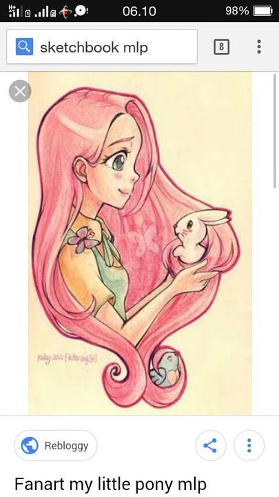 My Drawing Book My Little Pony Wattpad