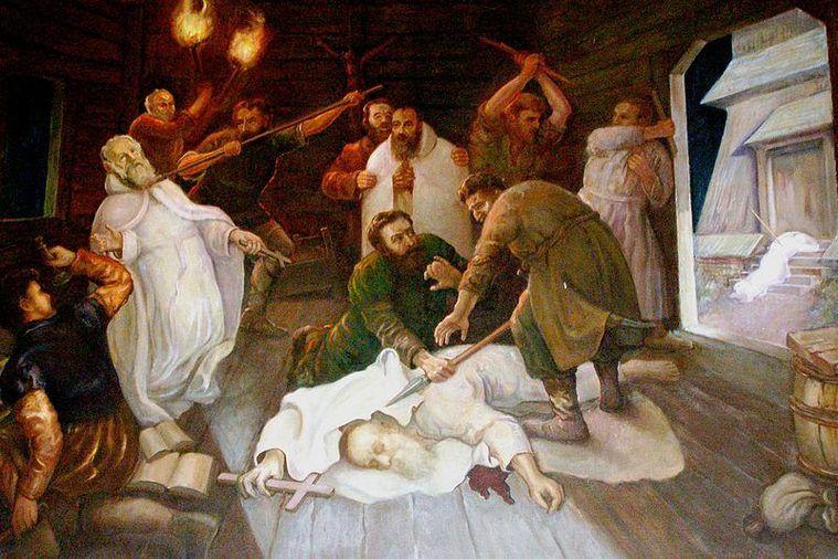 Zanik źródeł i pamięci spowodowany i przyspieszony przez Kościół miał miejsce nie tylko na ziemiach słowiańskich, ale również i nordyckich, germańskich, a nawet rzymskich