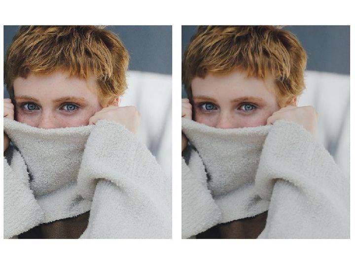 AMMY'S TUTORIALS ❪ photoshop ❫ - ⤳ efecto pintura oleo