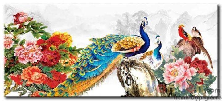 3 Phượng là con trống hoàng là con mai đôi chim vua của loài chim này thuộc linh điểu hoặc các tranh hoa điểu mẫu đơn