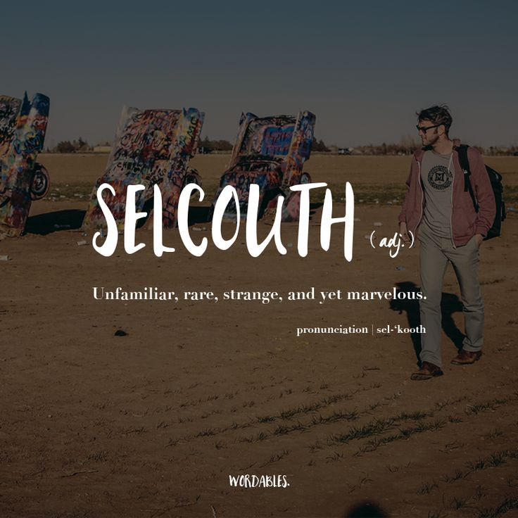 Tumblr Definitions - Selcouth - Wattpad