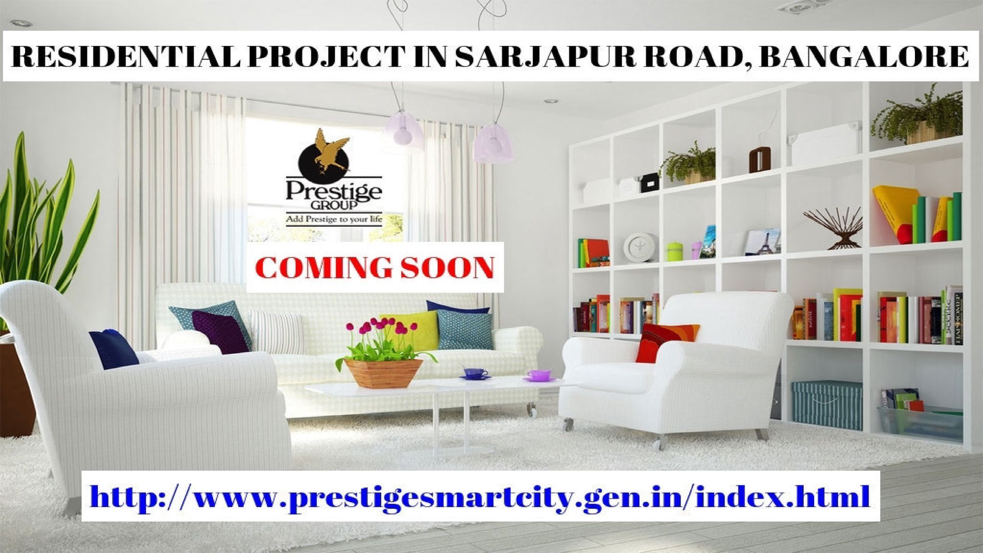 Prestige Smart City – Prestige Group/ Prestige Estates Projects Limited – Sarjapur Road–  East Bangalore – Real Estate – Apartments In Bangalore – Apartments In East Bangalore – Apartments In Sarjapur Road – Pre launch Apartments In Bangalore – Pr...
