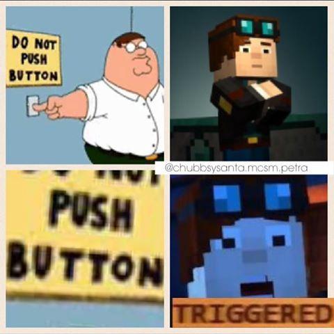 Minecraft Story Mode Memes 5 Wattpad