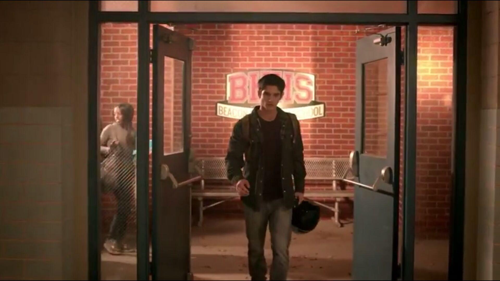 Scott: Io e Stiles percepiamo l'oscurità, ogni giorno