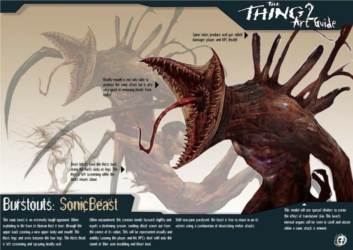 The Thing Roleplay - The Thing creatures - Wattpad