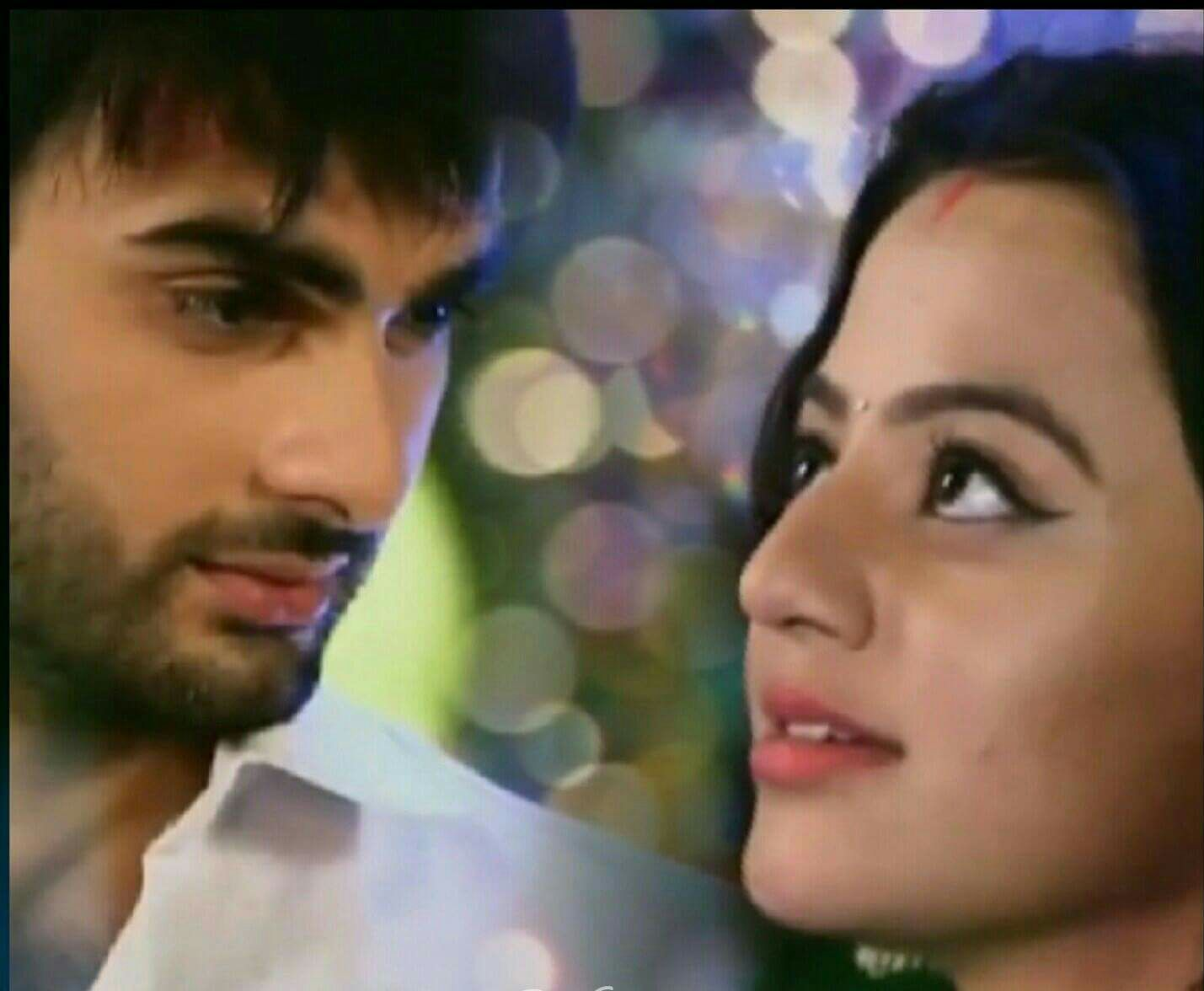 he is mesmerized after listening her melodious voice