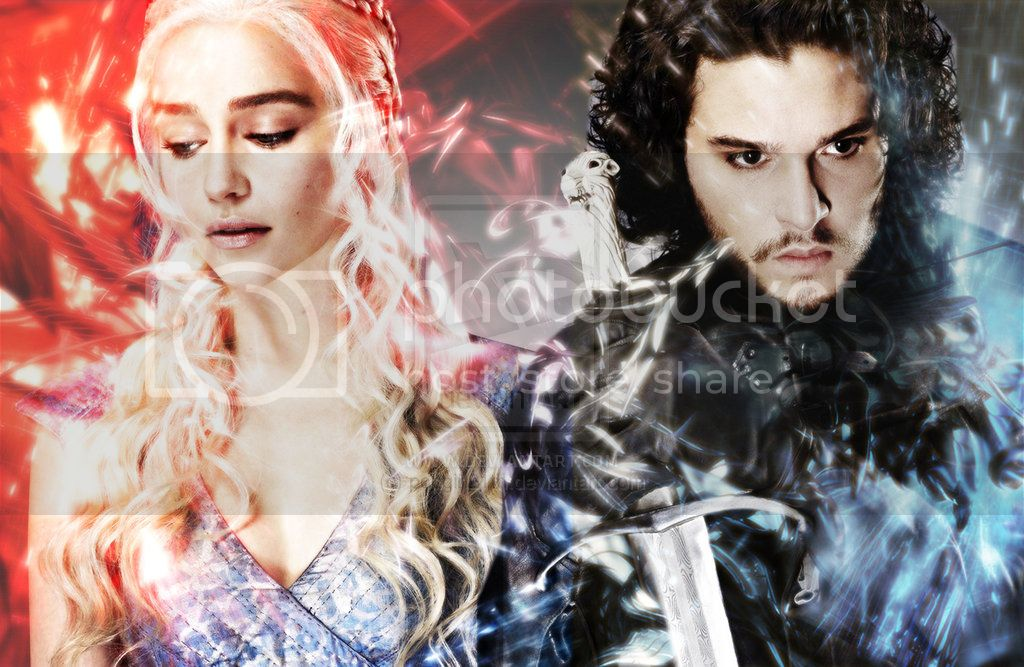 Game Of Thrones Jon Snow Daenerys Targaryen Fanfiction