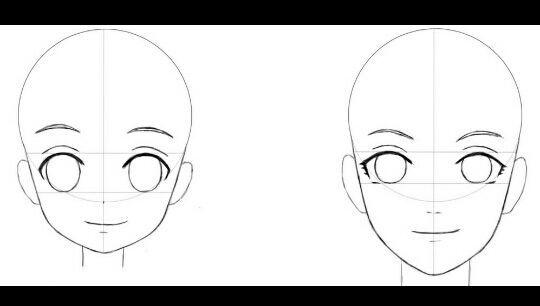 Anime Como Hacer Dibujos Paso A Paso Como Hacer Rostros En El