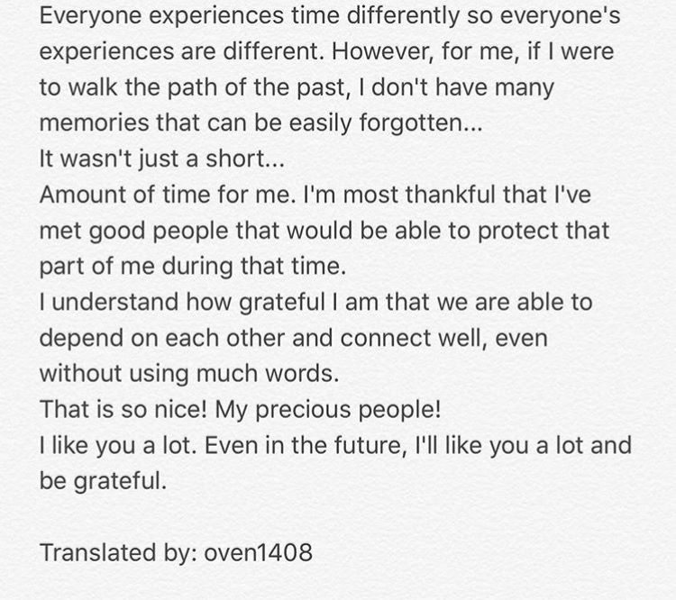 Wendy's message
