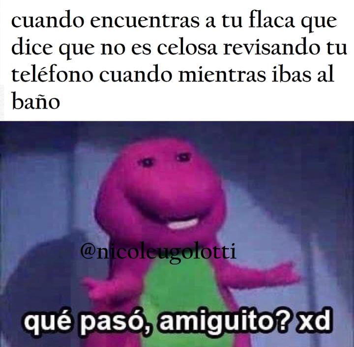 *flaca(Perú): enamorada