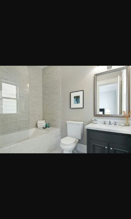 It turn out to be the guest bathroom it look like this