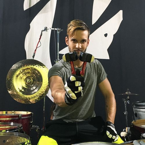 Here's two pictures of the amazing Arejay Hale, so you know who to picture when you're reading about him: