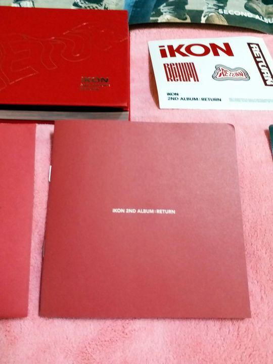 Random Confessions - 34| Ikon: Return album unboxing - Wattpad