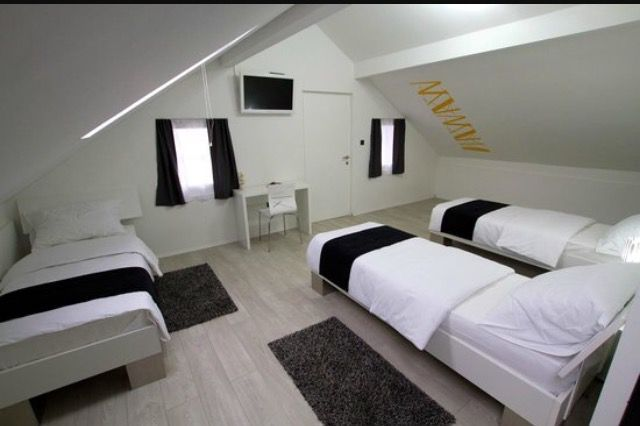^^^^ Josh, Tristan, and Alex's room for when they come