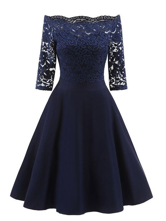 Feli lebih suka memilih dress tersebut karena menurutnya dress itu merupakan dress yang paling simple yang dapat dia pakai dengan nyaman di acara semi formalnya nanti