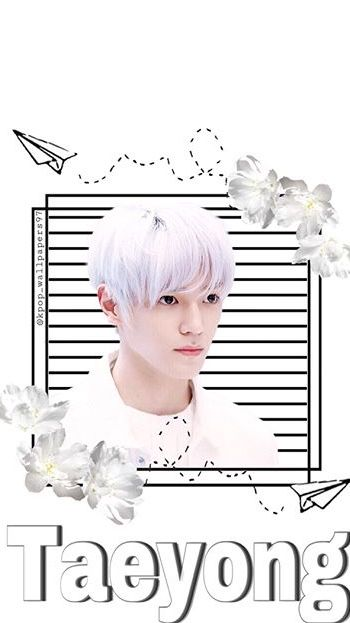 Kpop Wallpapers Complete Taeyong Wallpapers Wattpad