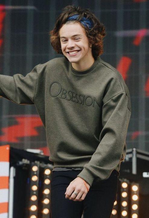 Harry Styles as Harry Styles