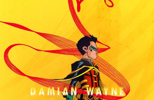 """""""Damian Wayne"""""""