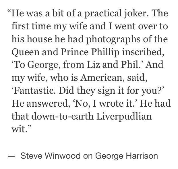 Classic George 😂😂😂