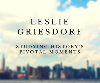 LeslieGriesdorf loves history, and enjoys little more than sharing his love of the subject with others