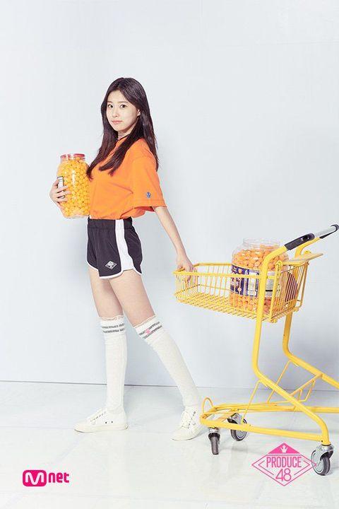 Produce 48: Profiles [P101 S3] - 07  Kang Hye Won ☆ 8D
