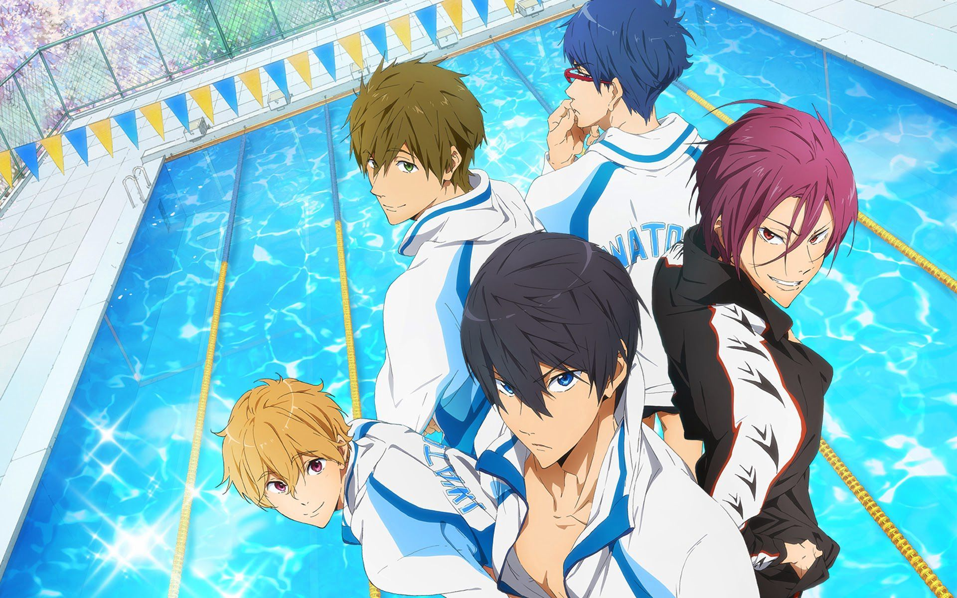 After all, it was all about the relay, right? Why else would you swim, except to be with your friends in a relay?