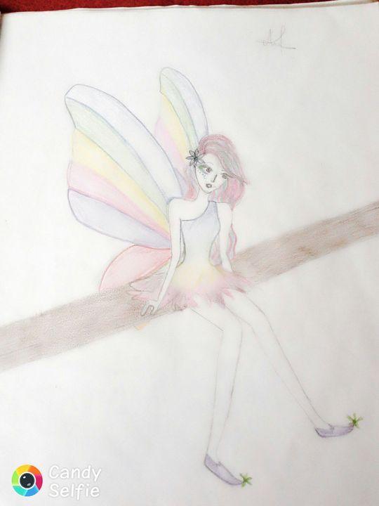 çizimsonik 3 Peri Kızı Wattpad