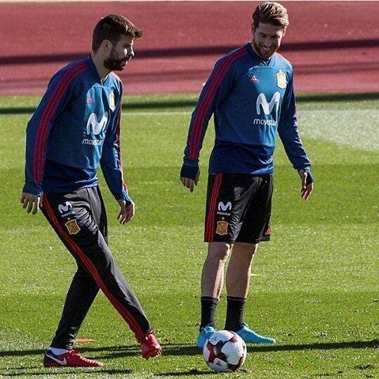 Morata: I mean Sergio is fine