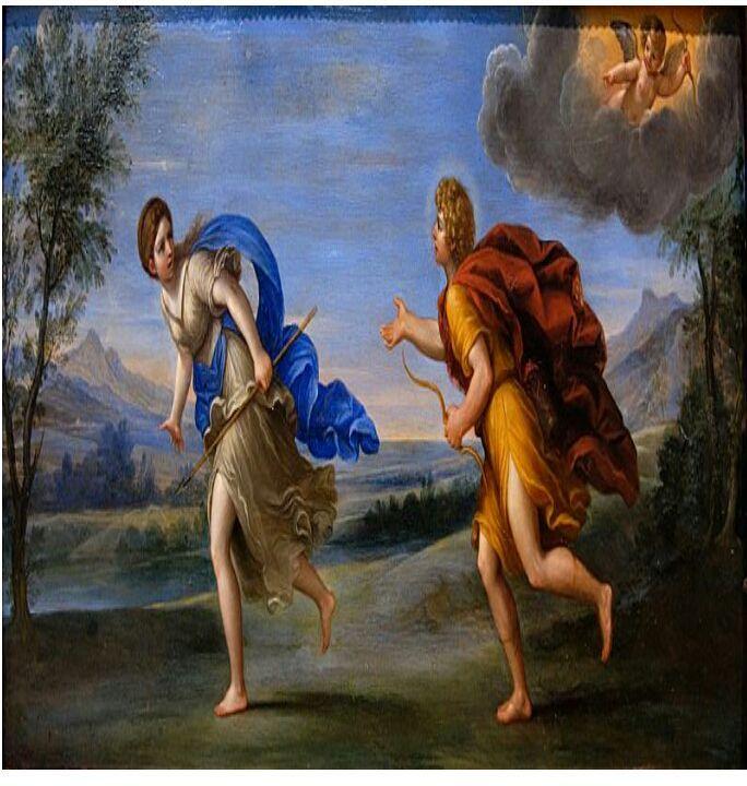 Greek Mythology - Apollo and Daphne - Wattpad