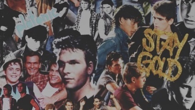 The Outsiders Text Facebook Text 2 Wattpad