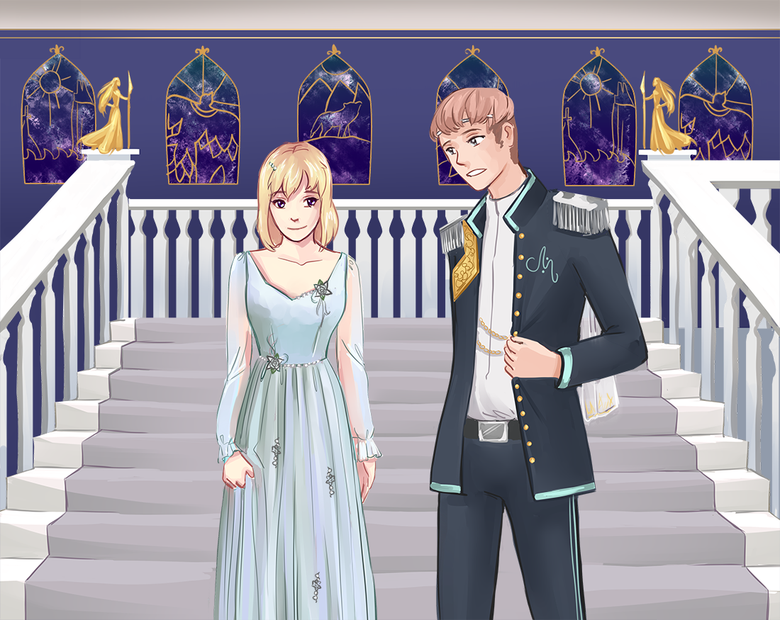 Eloise didn't realize what accepting Prince Cyan's invitation completely entailed