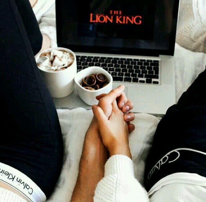 Binge watching series (#Netflix&Chill)
