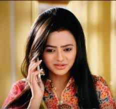 """ Swara said dramatically while a flash of smile appeared on Ragini's face with her words"
