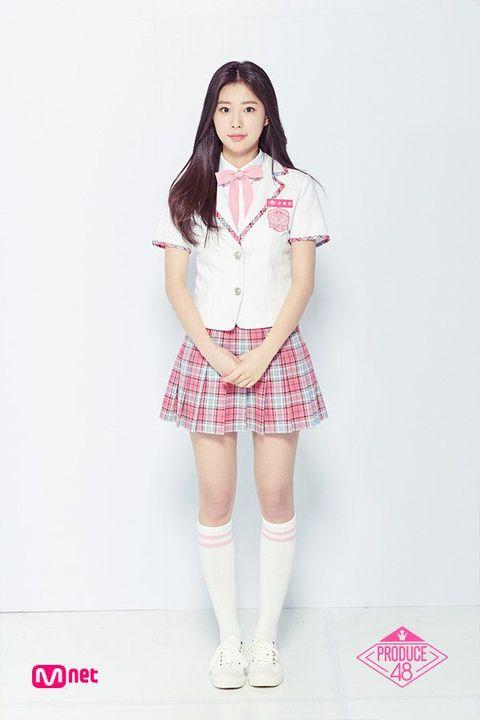 Produce 48: Profiles [P101 S3] - 07. Kang Hye Won ☆ 8D ...