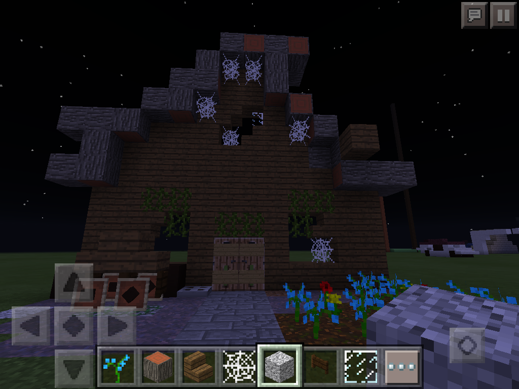 Minecraft How To Build Front Of Abandoned House Wattpad