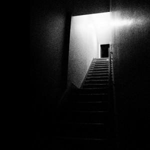 Creepy scary basement where logic?