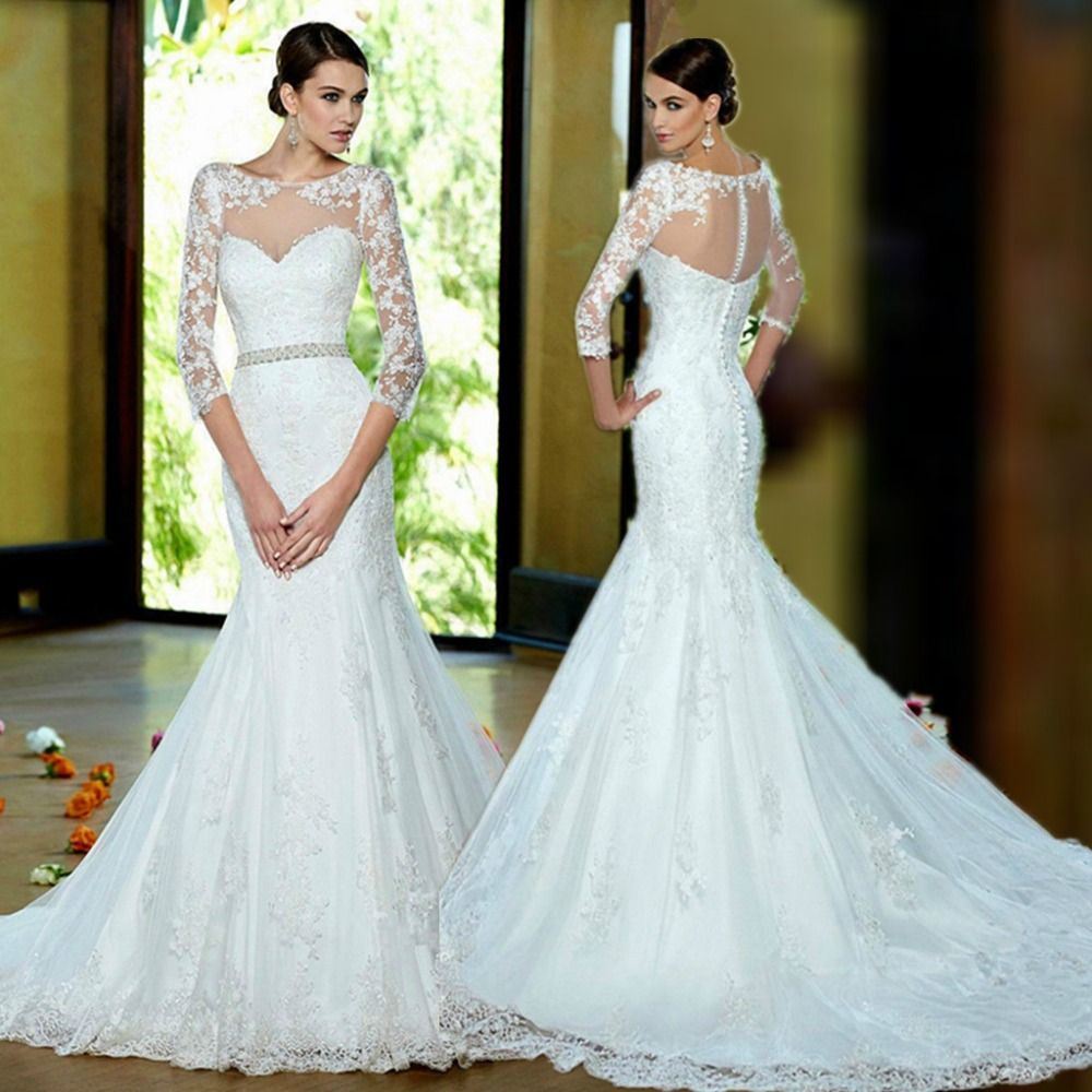 Fishtail Wedding Gowns: Carrying The Vampire's Heir [Revising]