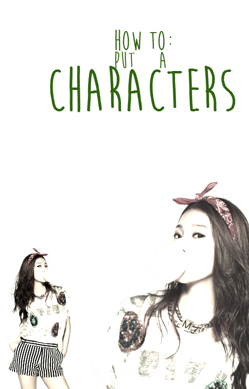 Wattpad Book Cover Pixlr : Pixlr basic tutorials how to put a person character