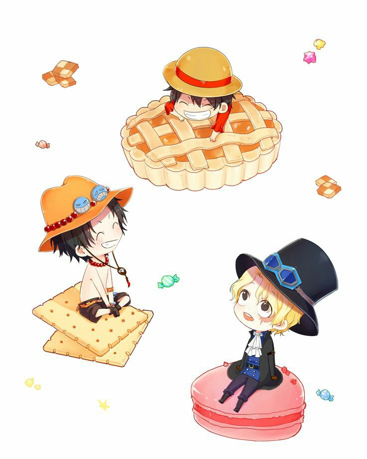 Đọc Truyện Tổng hợp những hình ảnh đẹp nhất One Piece - Ace Sabo Luffy -  AnimeLove - Wattpad - Wattpad