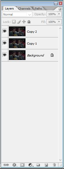 duplicate the Backgroundlayer twice