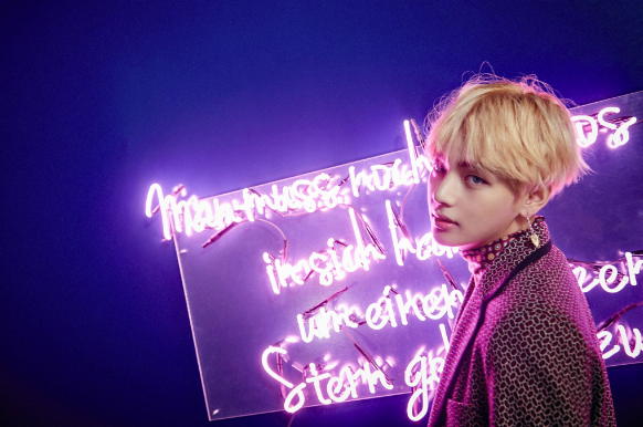 Kpop Pictures Bts V Blood Sweat And Tears Photoshoot Wattpad