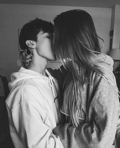 Now Boys Kiss And Makeup: Babygirl(Mitchell Conran)(ricegum)(Sommer Ray)