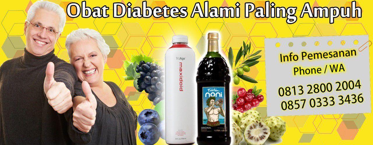 Mengacupada hasil uji klinis yang dilakukan tersebut, Asosiasi Dokter Diabetes Amerikamerekomendasikan Herbal Morinda Tahitian Noni