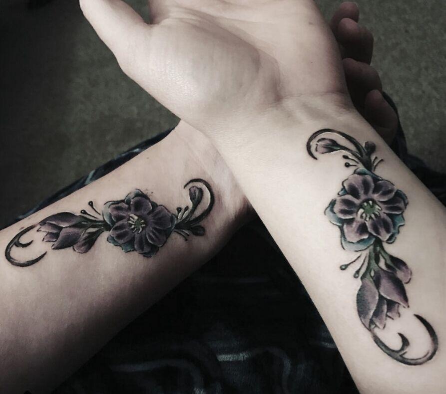 Significations De Tatouages Symboles 2 Fleurs Par Mois